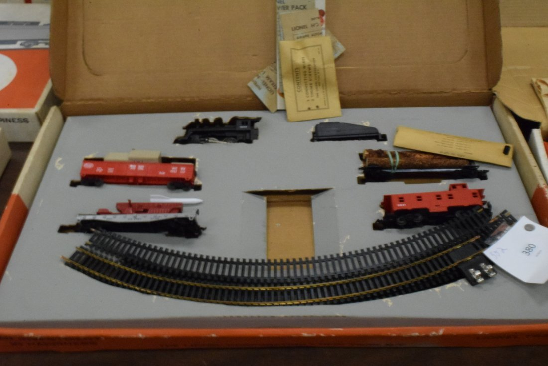 LIONEL HO TRAIN SET 15513