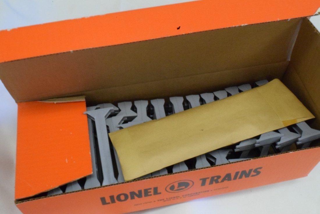 LIONEL TRAIN TRESTLE SET 110-NIB - 3