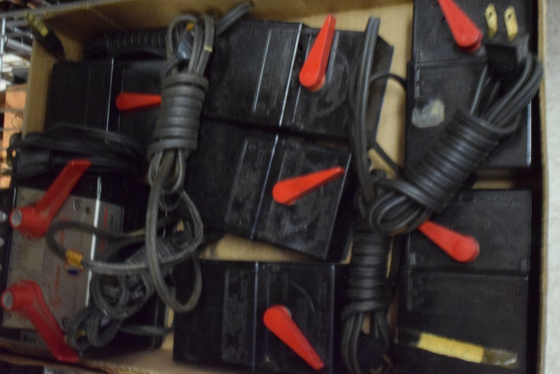 LIONEL ACCESSORY SWITCHES-TRANSFORMERS-CONTROL 90 - 3