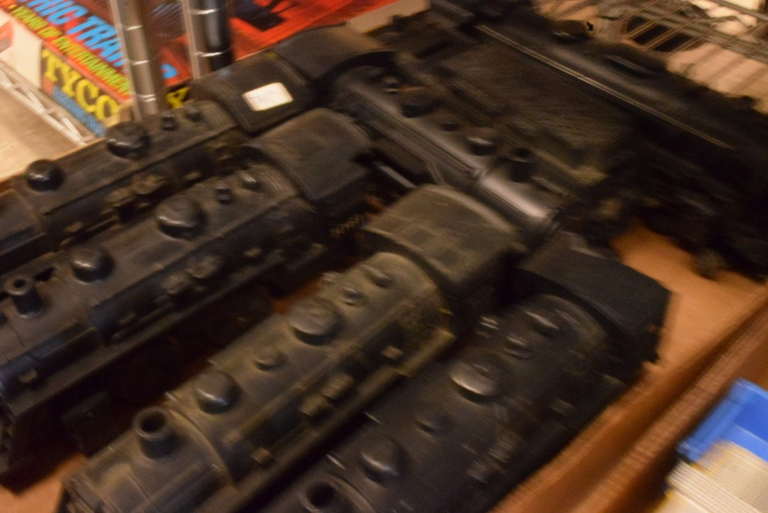 VARIOUS ENGINES -CONRAIL; VERMONT NORTHERN & MORE - 2