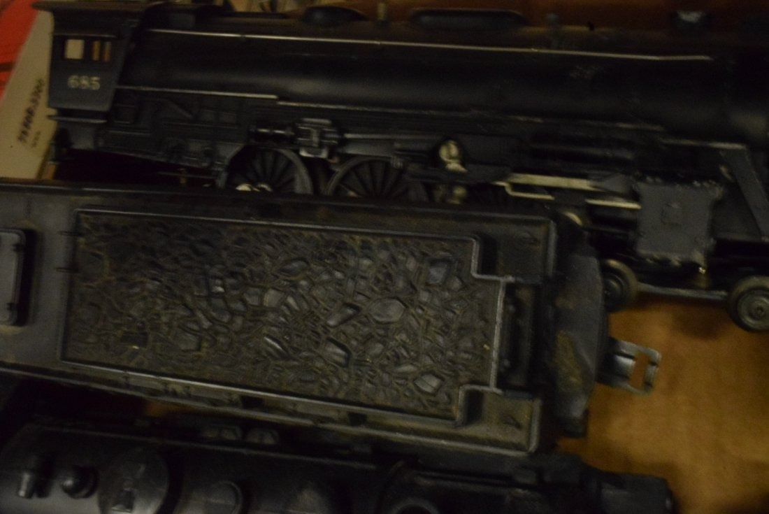 VARIOUS ENGINES -CONRAIL; VERMONT NORTHERN & MORE - 3