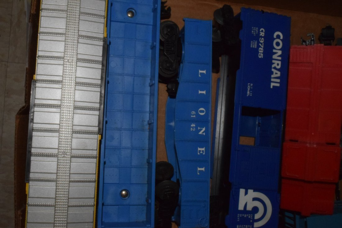 VARIOUS ENGINES -CONRAIL; VERMONT NORTHERN & MORE - 6