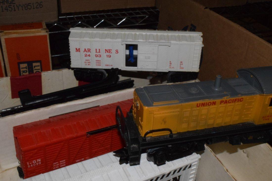 ALLSTATE TRAIN SET 9621 - 3