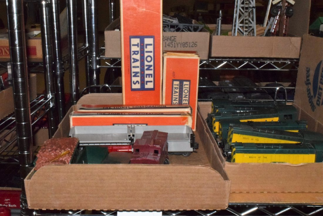 LIONEL & AHM LOCO TRAINS MIXED LOT-GOOD VALUE
