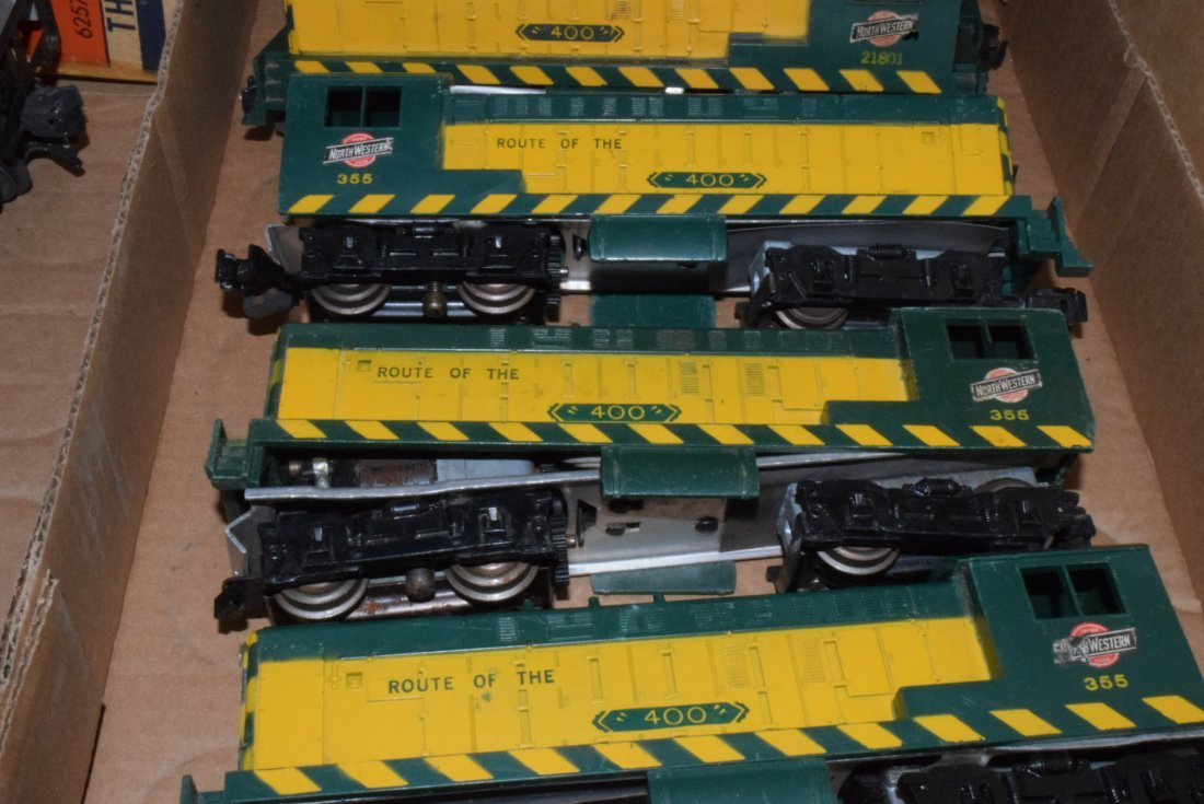 LIONEL & AHM LOCO TRAINS MIXED LOT-GOOD VALUE - 3