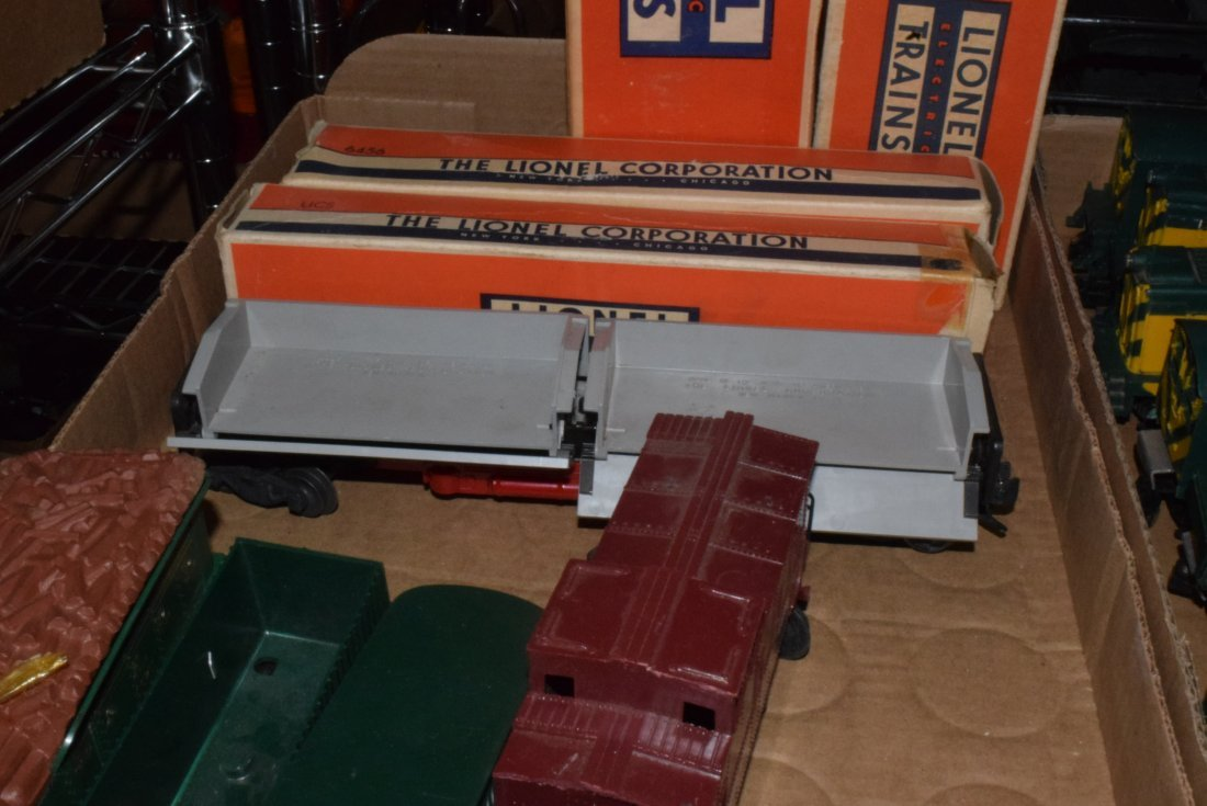 LIONEL & AHM LOCO TRAINS MIXED LOT-GOOD VALUE - 6