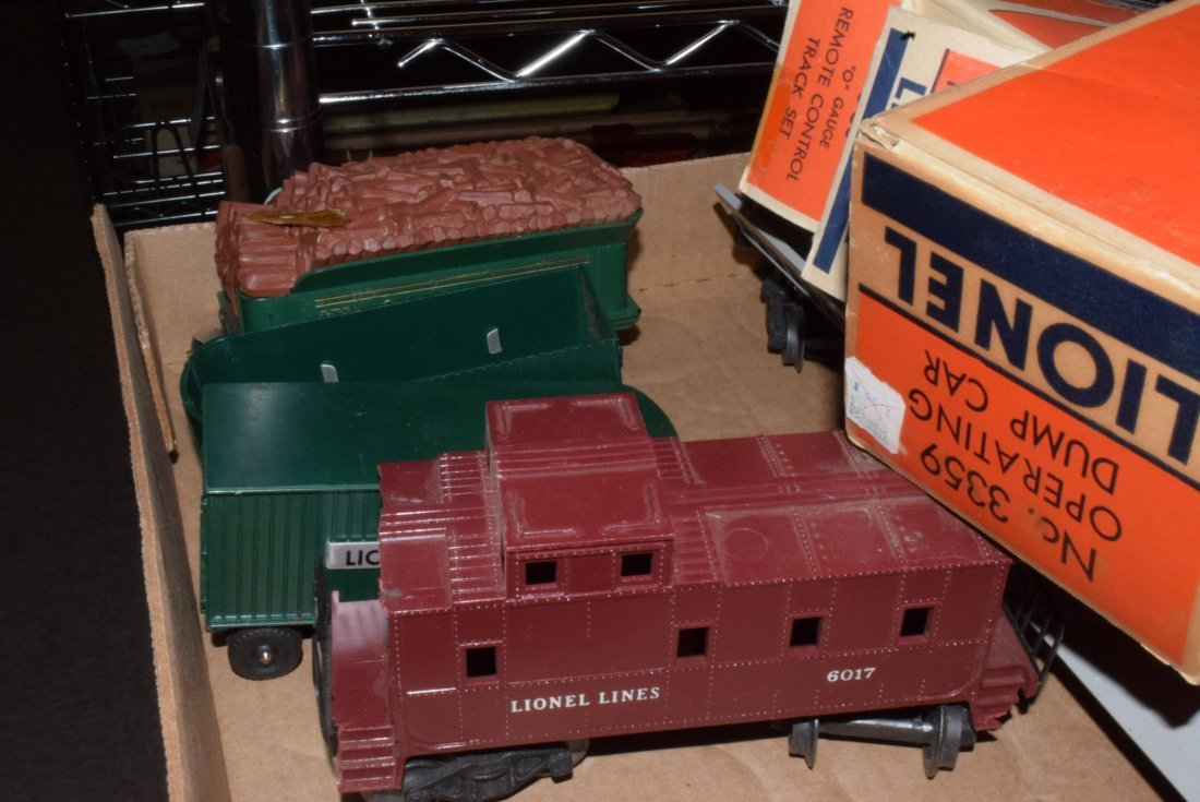 LIONEL & AHM LOCO TRAINS MIXED LOT-GOOD VALUE - 8