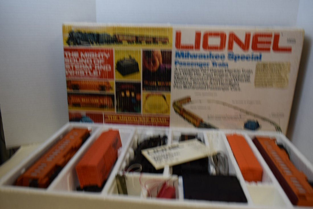 LIONEL MILWAUKEE SPECIAL 10223