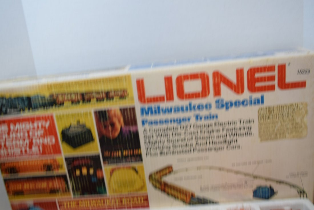 LIONEL MILWAUKEE SPECIAL 10223 - 6