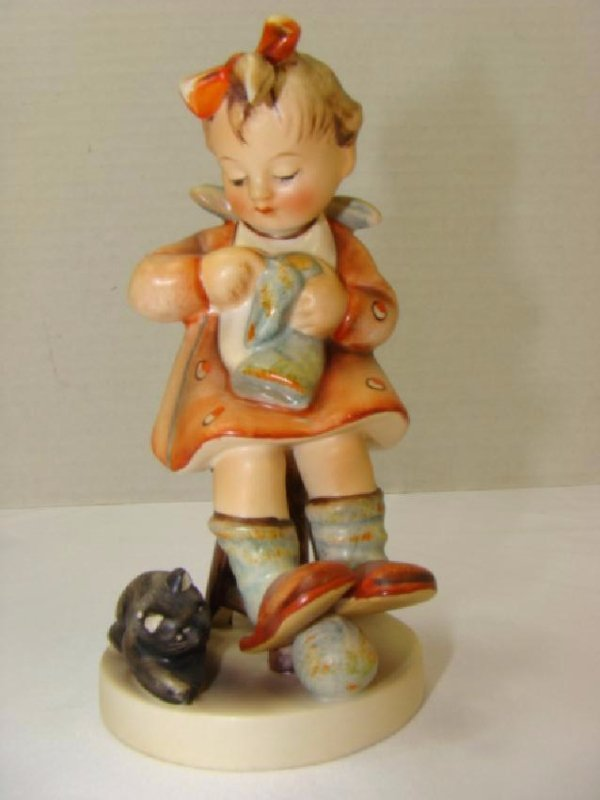 HUMMEL MOTHER'S HELPER FIGURINE
