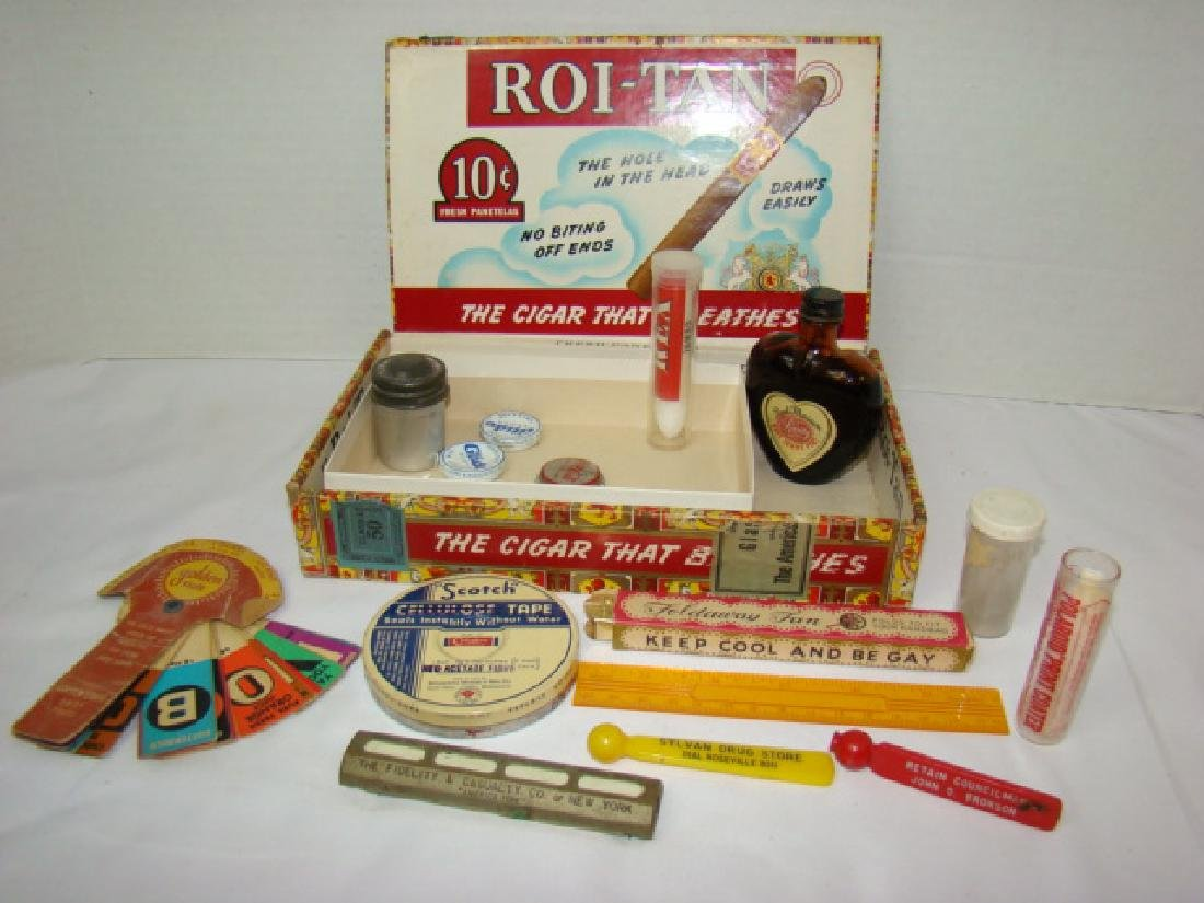 VINTAGE PHARMACEUTICAL ITEMS & MORE