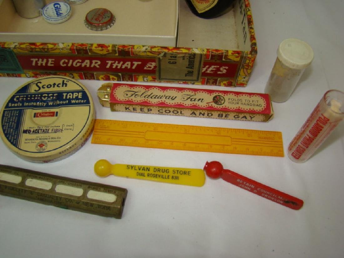 VINTAGE PHARMACEUTICAL ITEMS & MORE - 2