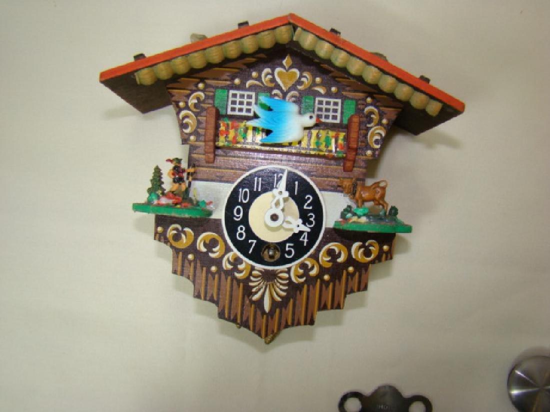 MINIATURE COO COO CLOCK - 2
