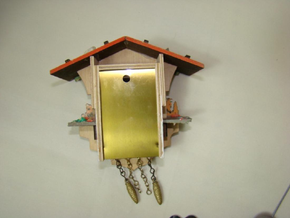 MINIATURE COO COO CLOCK - 3