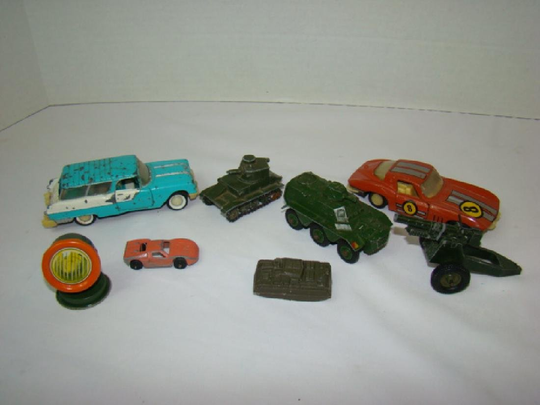 VINTAGE DINKY-MIDGE-ROAD CHAMPS & MORE