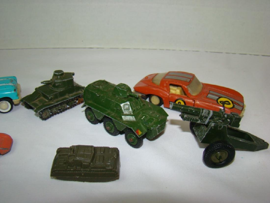 VINTAGE DINKY-MIDGE-ROAD CHAMPS & MORE - 2