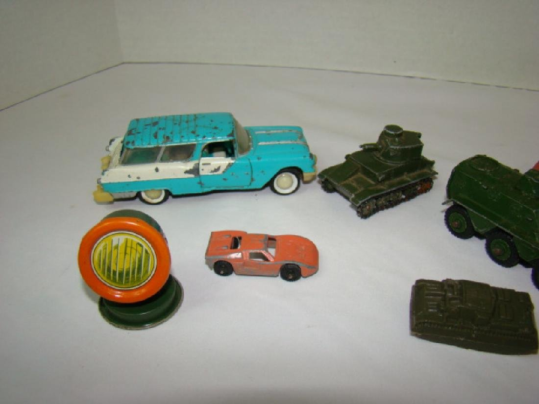 VINTAGE DINKY-MIDGE-ROAD CHAMPS & MORE - 3