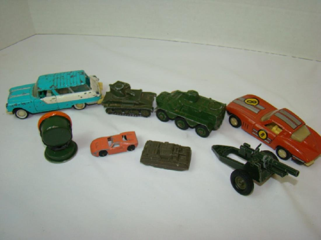 VINTAGE DINKY-MIDGE-ROAD CHAMPS & MORE - 4
