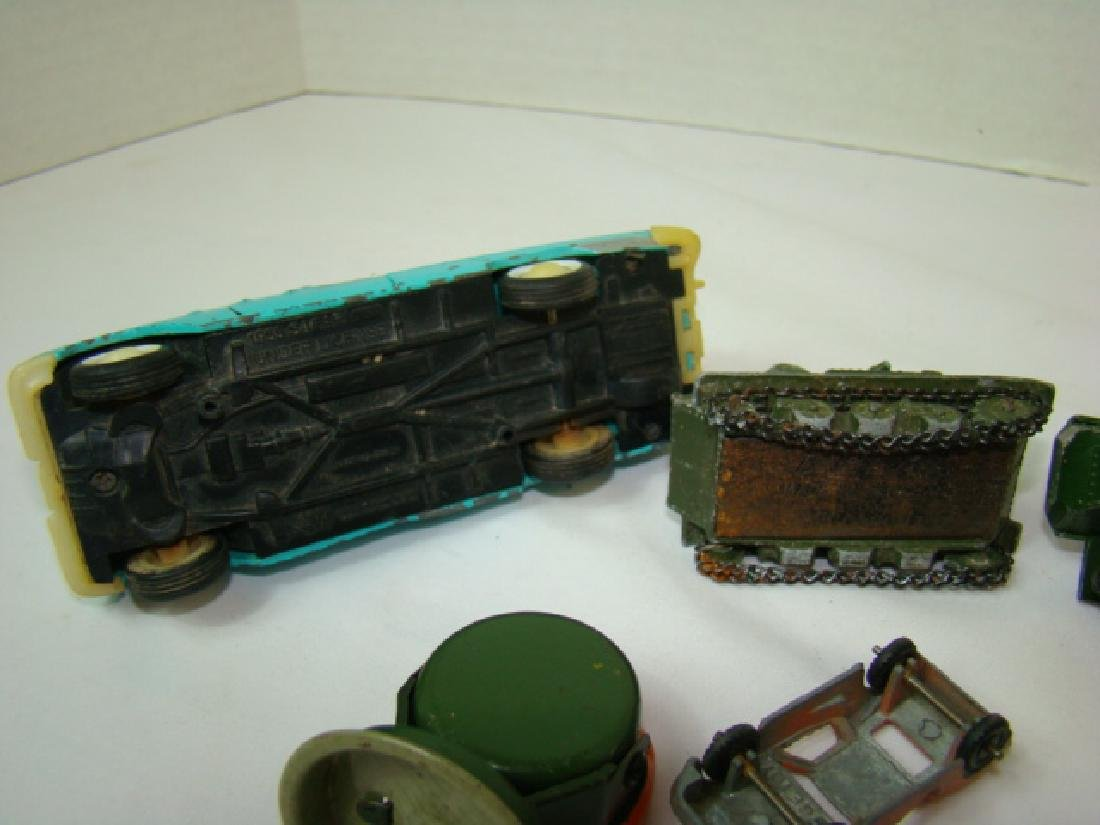 VINTAGE DINKY-MIDGE-ROAD CHAMPS & MORE - 5