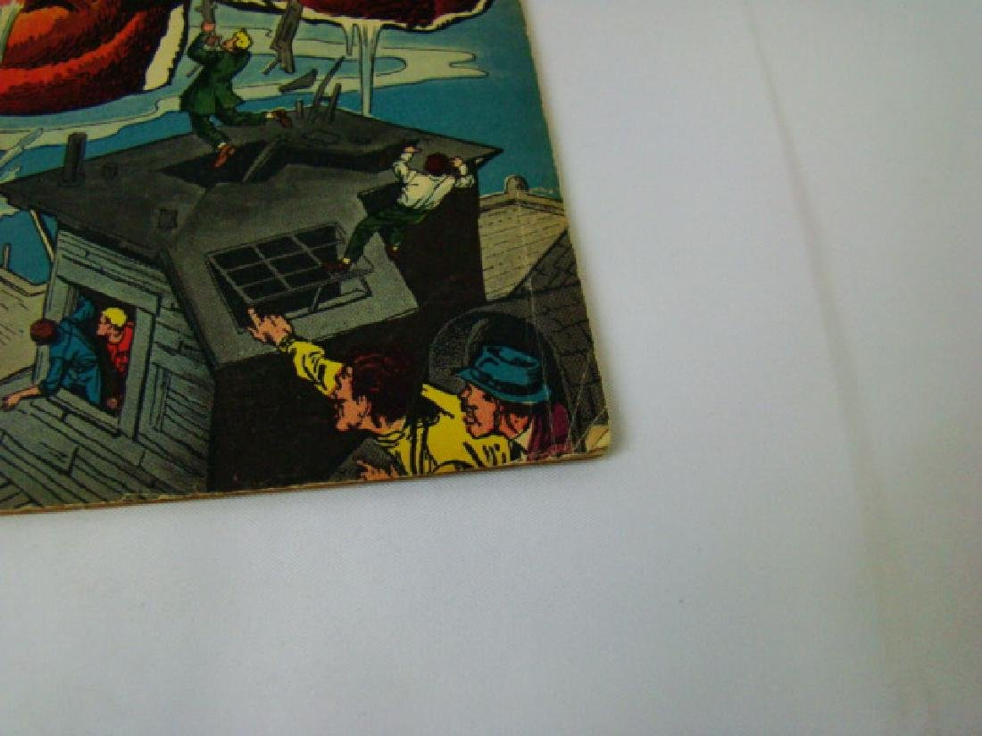1952 JOURNEY INTO MYSTERY 10 CENT COMIC BOOK - 3