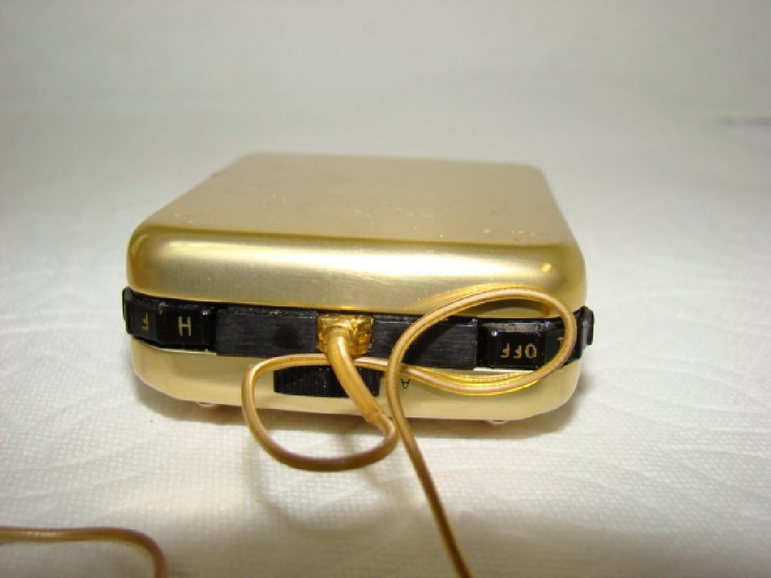 VINTAGE ZENITH PHONE MAGNET HEARING AID IN ORIGINA - 5