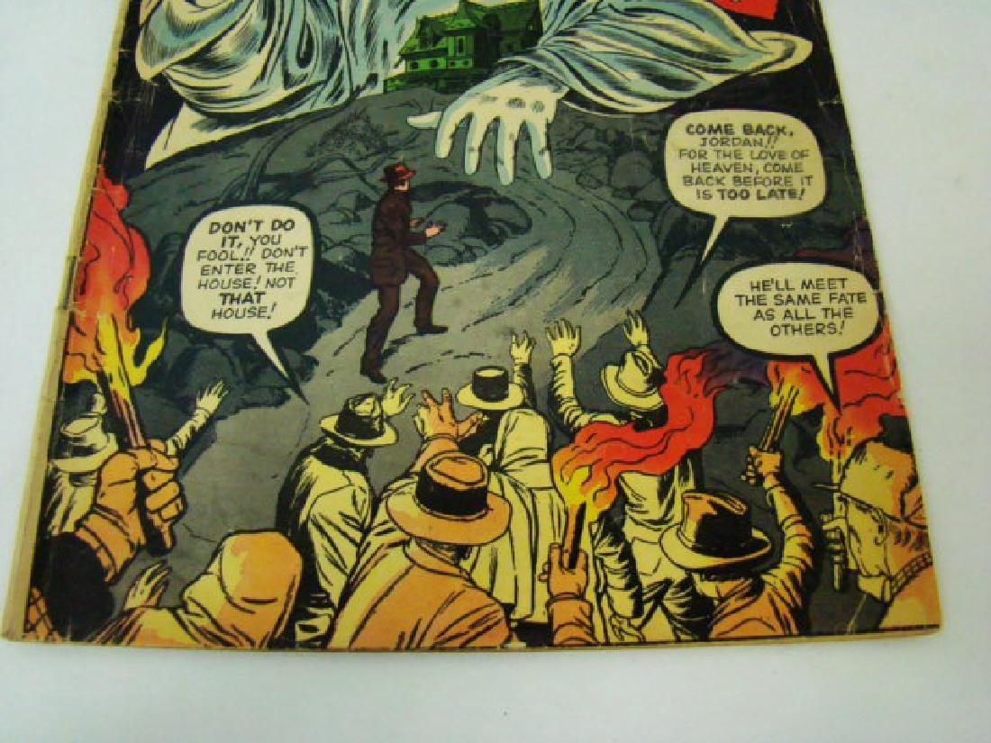 1962 JOURNEY INTO MYSTERY 12 CENT COMIC BOOK - 3
