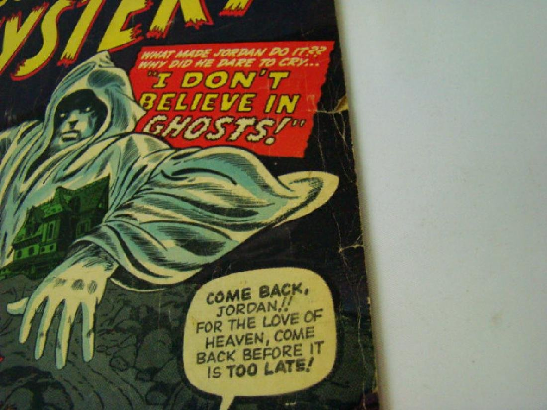 1962 JOURNEY INTO MYSTERY 12 CENT COMIC BOOK - 6