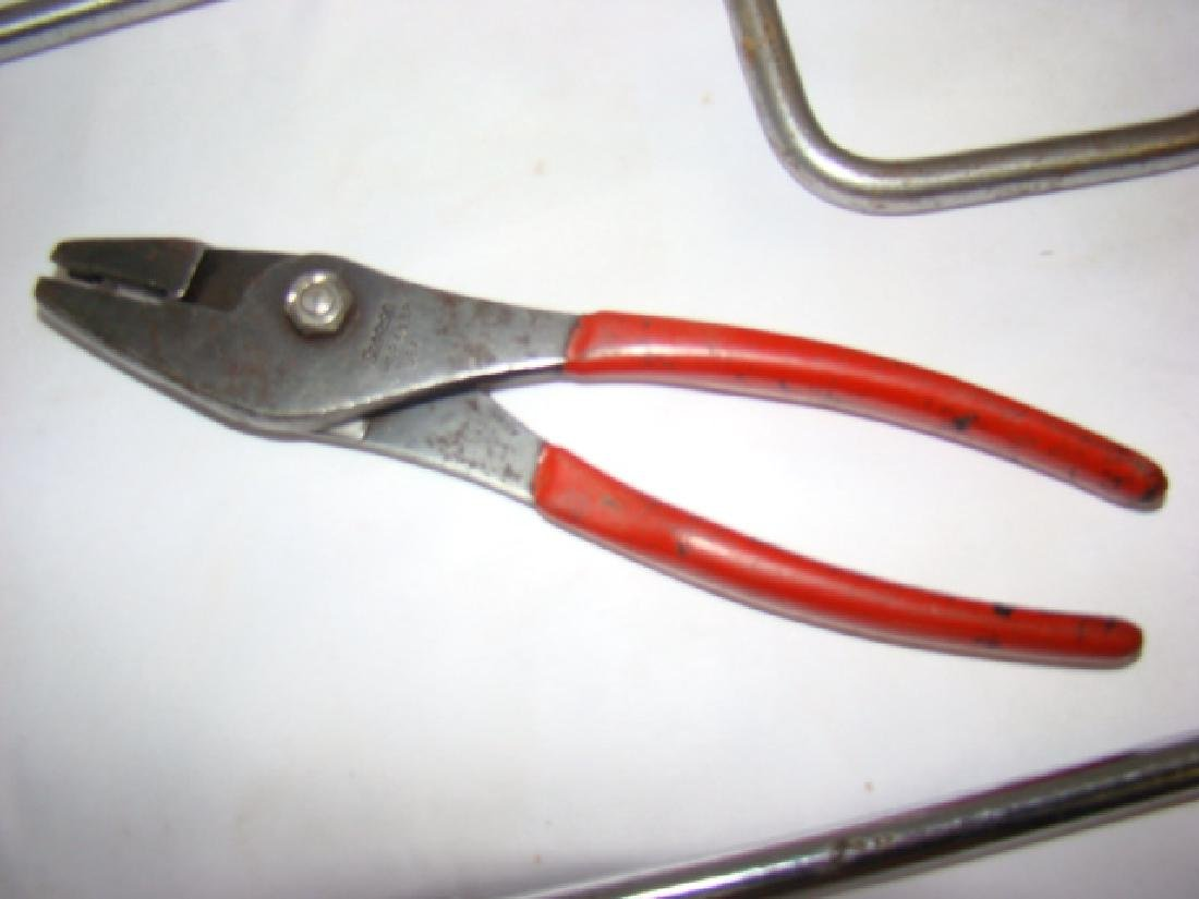 VARIOUS SNAP ON TOOLS - 4