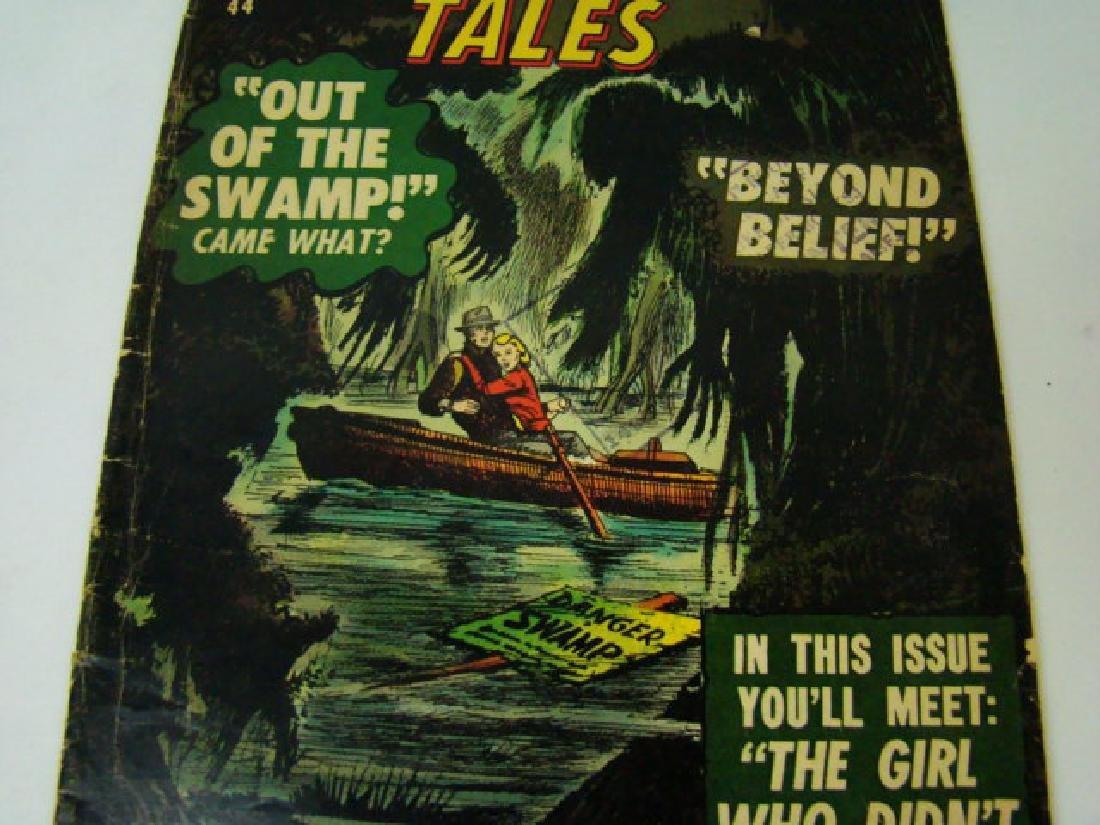 1956 UNCANNY TALES COMIC BOOK - 3