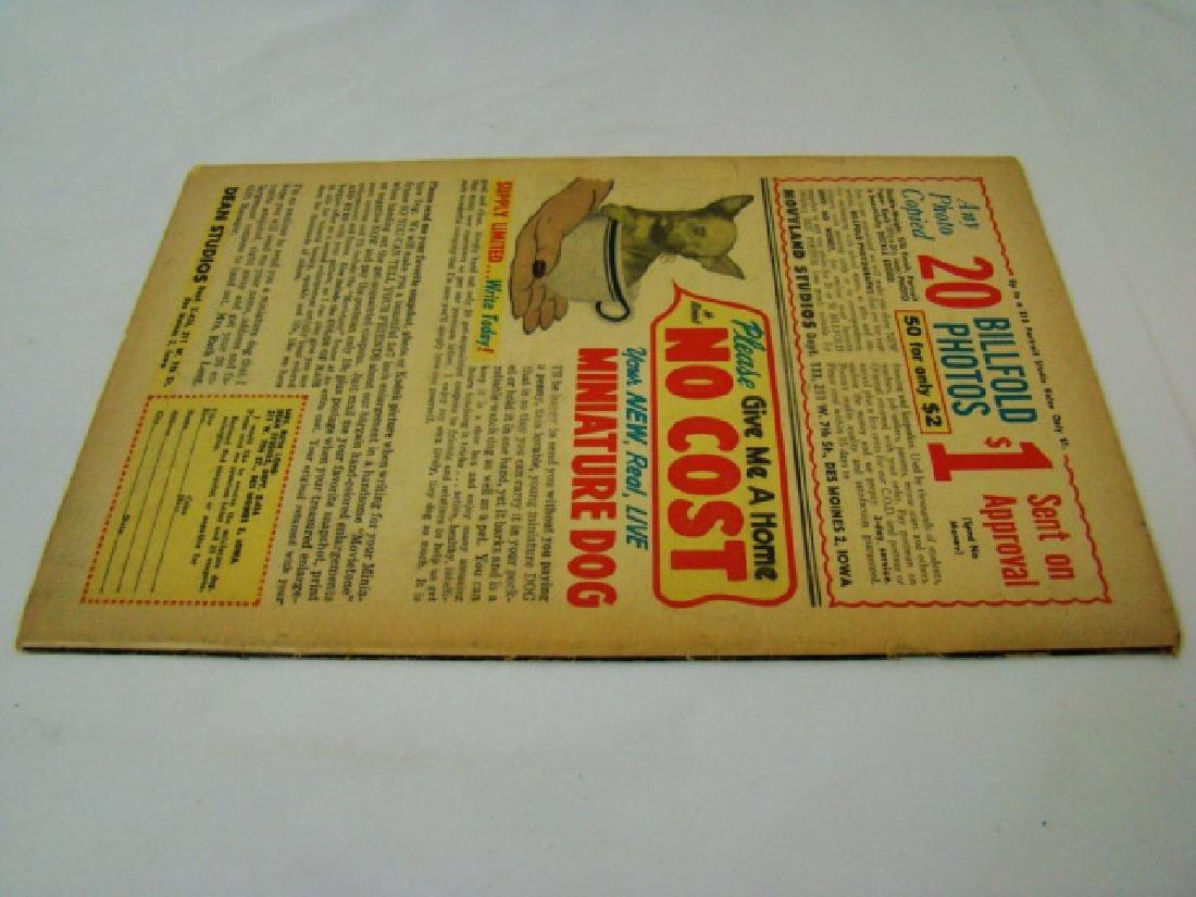 1956 UNCANNY TALES COMIC BOOK - 6
