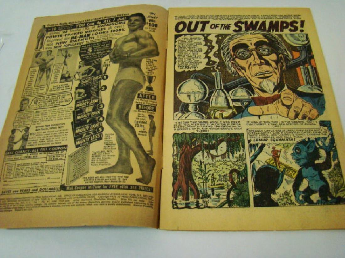 1956 UNCANNY TALES COMIC BOOK - 7