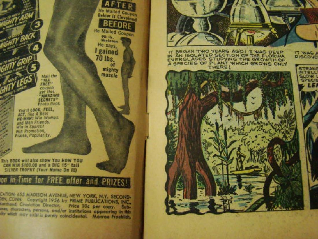 1956 UNCANNY TALES COMIC BOOK - 8