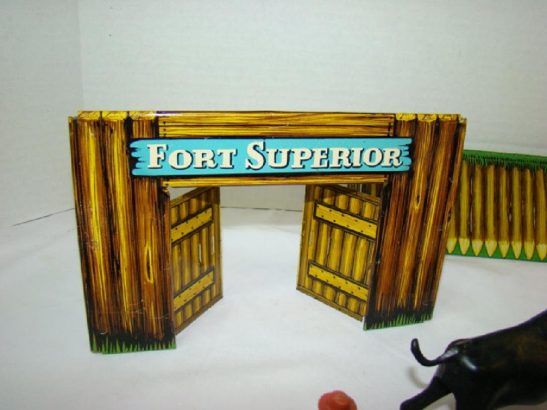 COHN SUPERIOR INC TOY COMPANY FORT SUPERIOR & MORE - 5