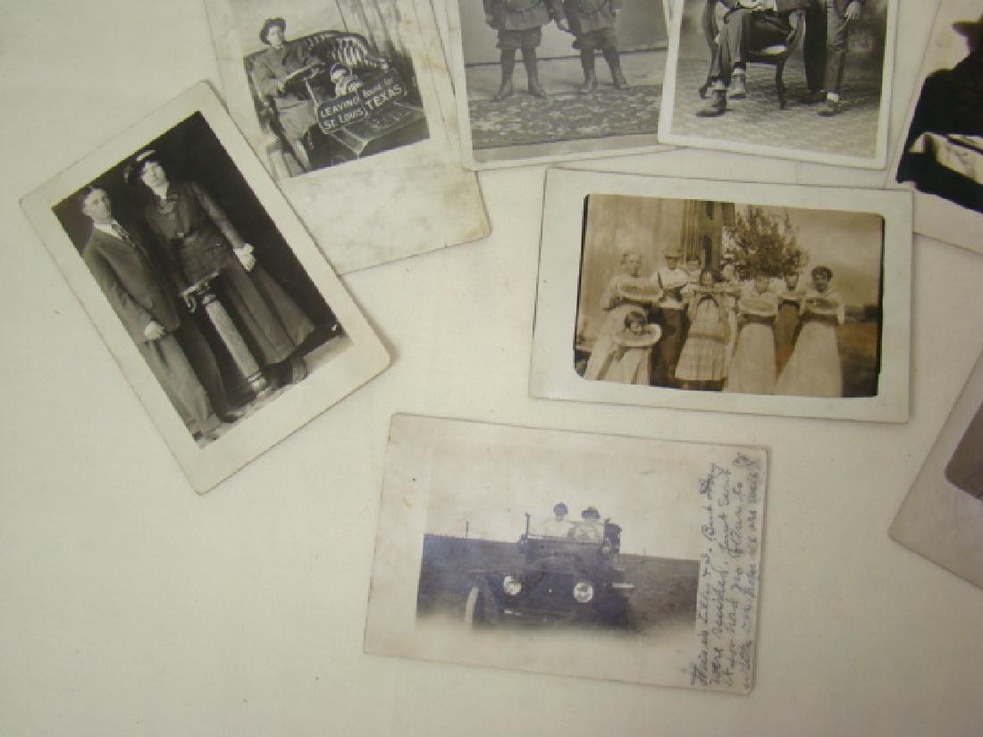 OLD PORTRAIT POSTCARDS - 2