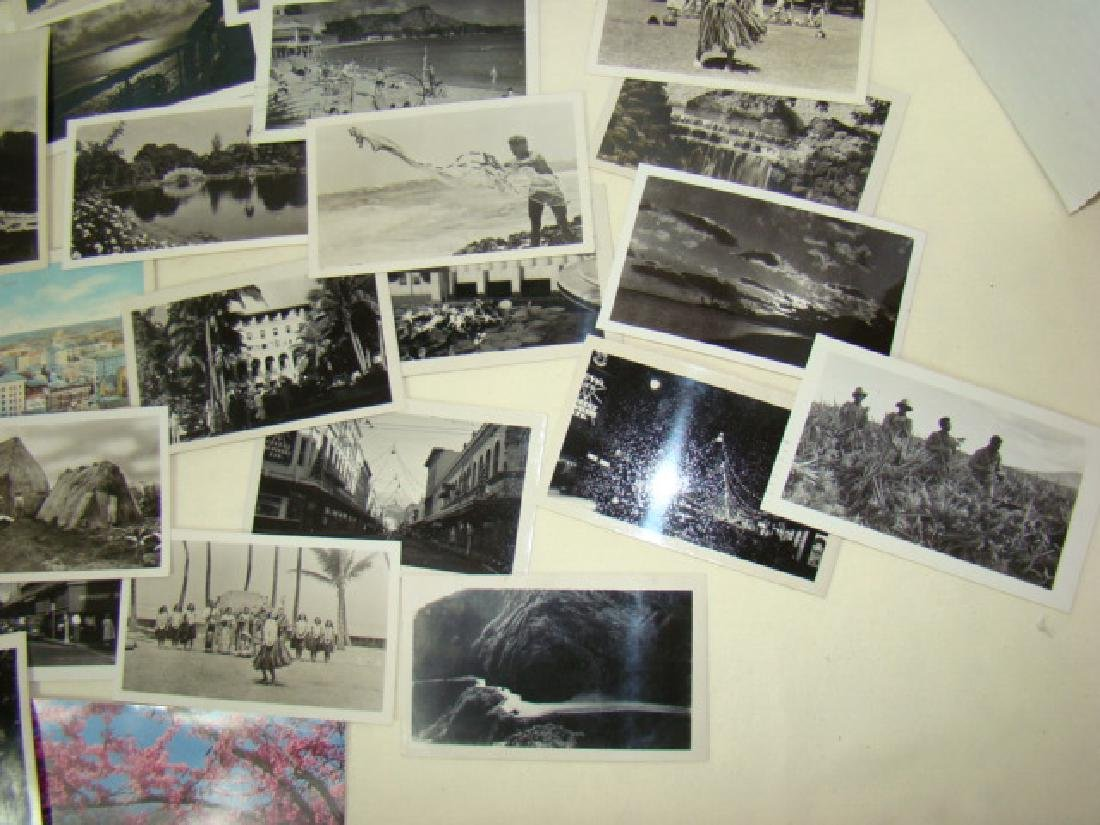 VINTAGE HAWAII PICTURES AND POSTCARDS - 2