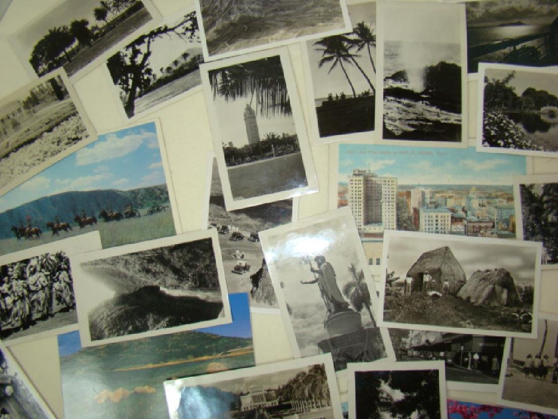 VINTAGE HAWAII PICTURES AND POSTCARDS - 3