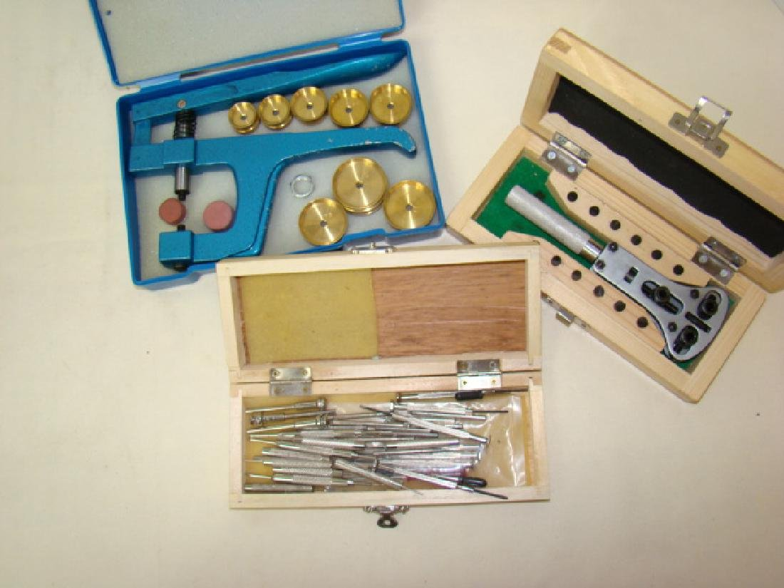 SMALL PRECISION TOOL SETS - 2