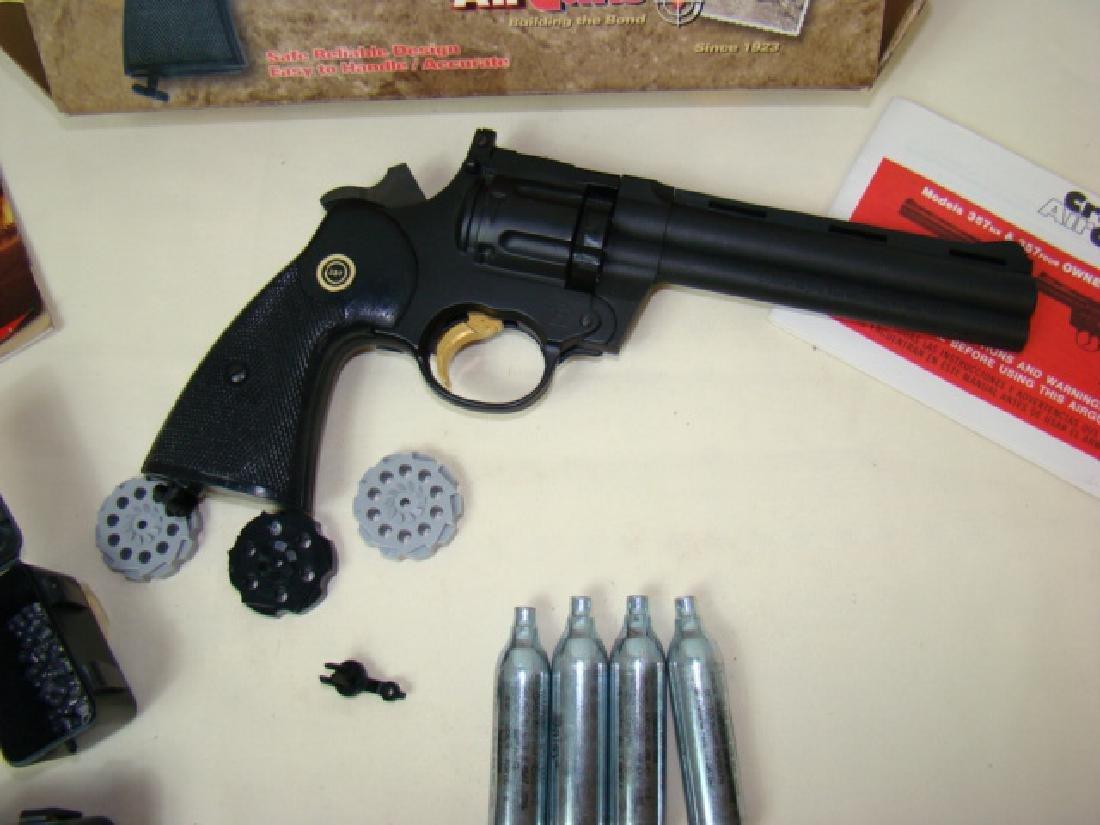 CROSSMAN AIR GUN CLASSIC STYLE - 4