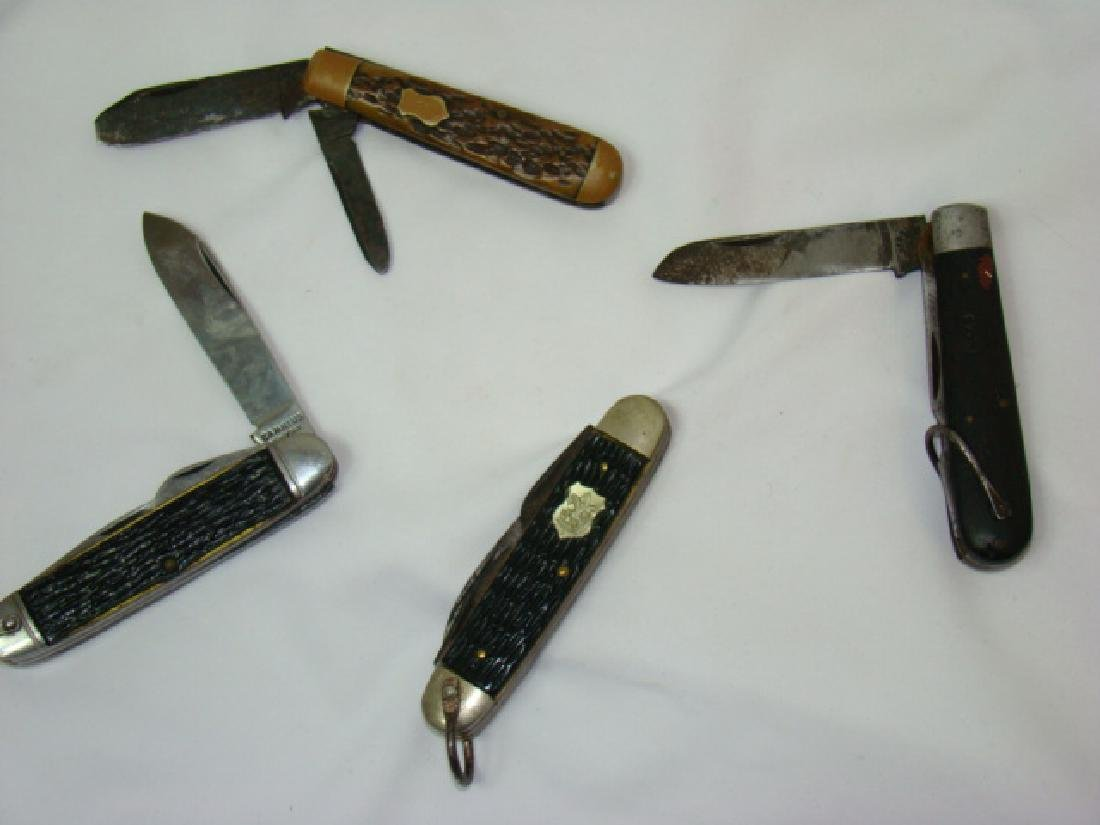 BOYSCOUT KNIFE-ROBESON & MORE