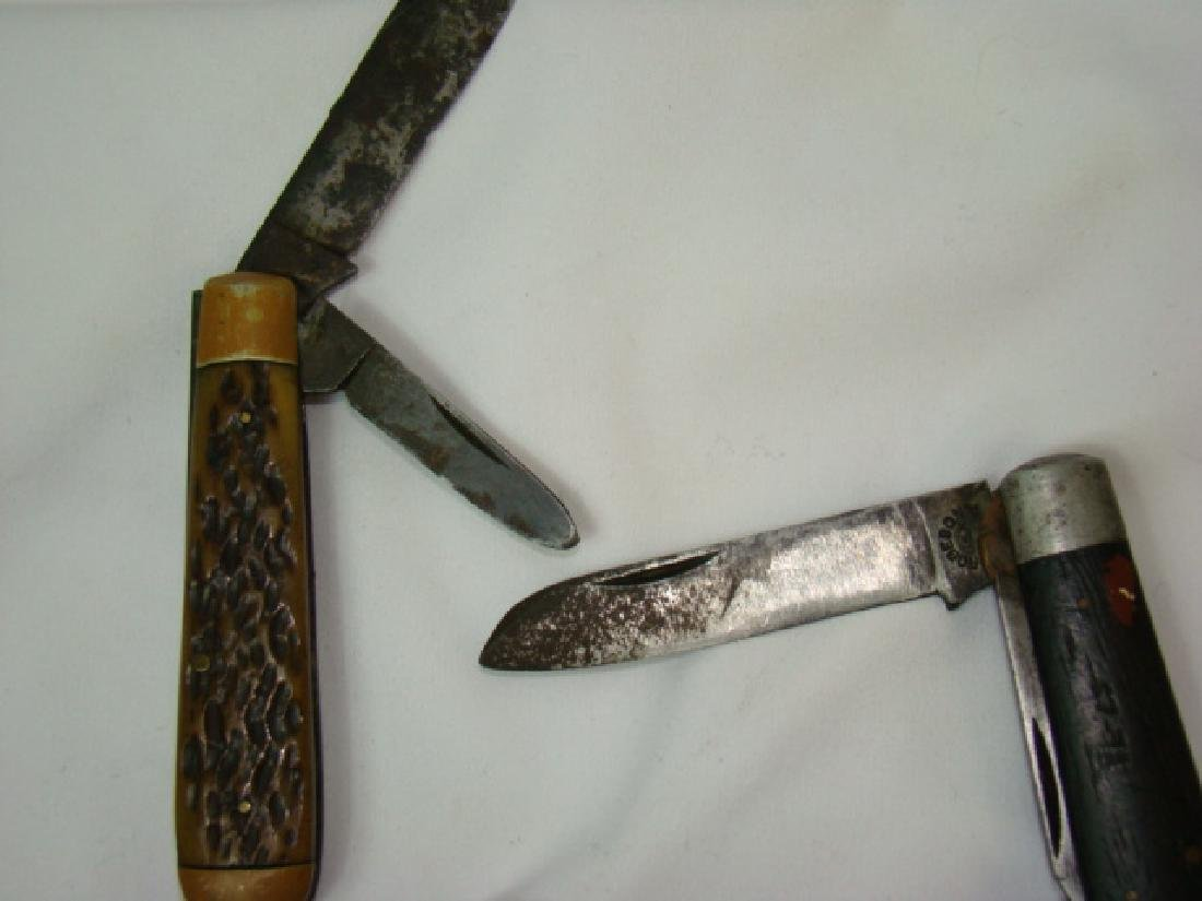 BOYSCOUT KNIFE-ROBESON & MORE - 3