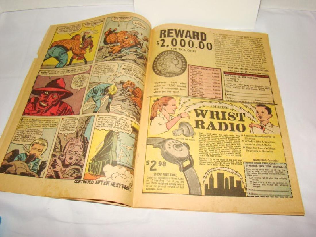 RARE FANTASTIC FOUR VOL 1 #3 - MARCH 1962- 12 CENT - 8