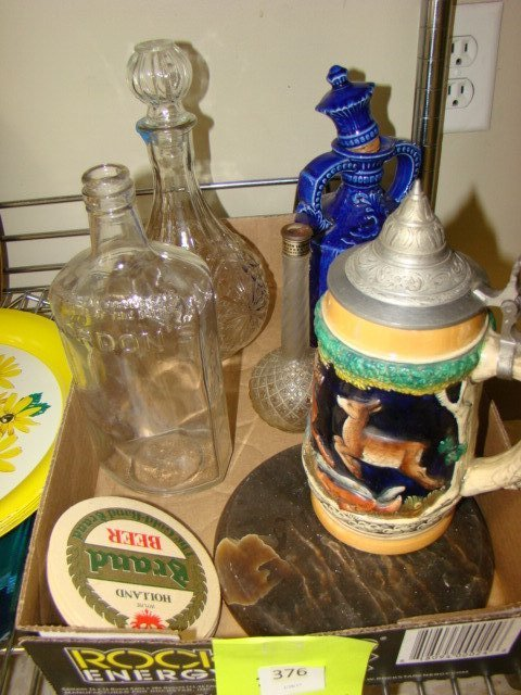 VINTAGE BAR RELATED ITEMS