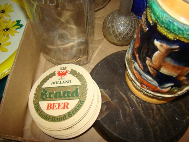 VINTAGE BAR RELATED ITEMS - 2