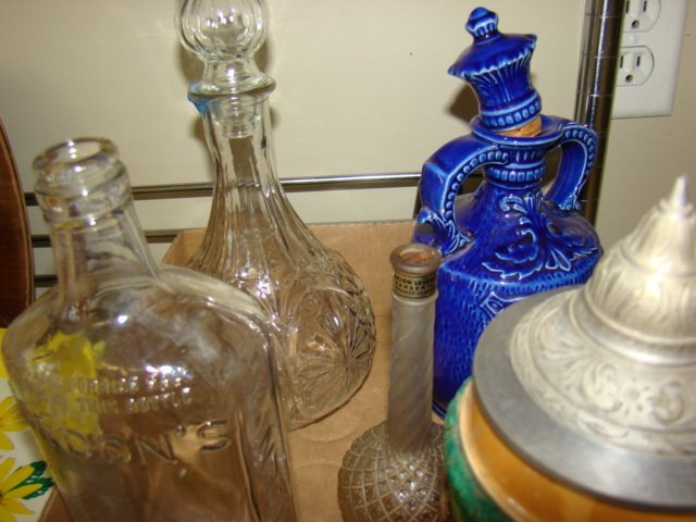 VINTAGE BAR RELATED ITEMS - 3
