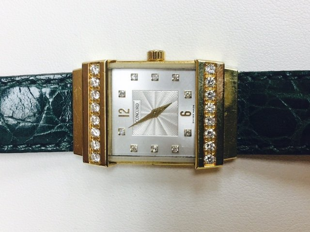 Ladies Concord Diamond Watch