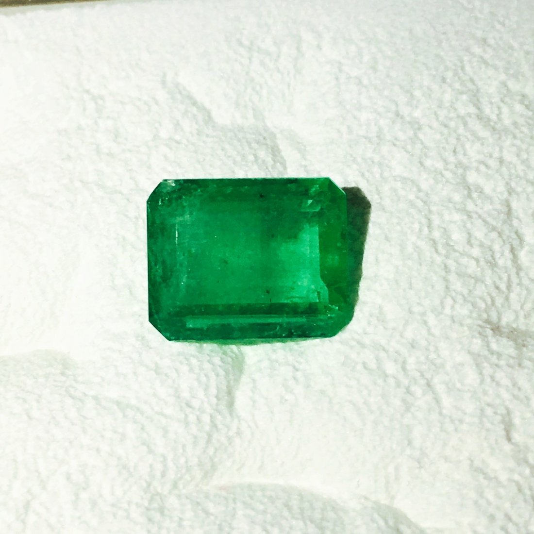 7.30Carat, 100% Natural Colombian Emerald - 3