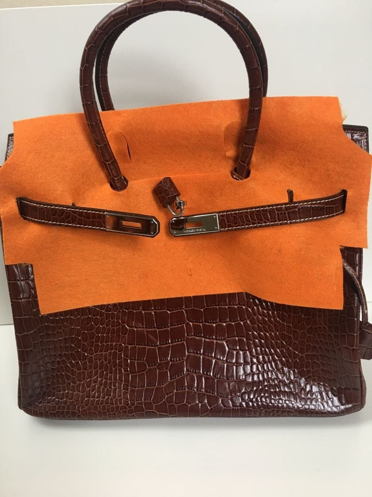 Hermes Alligator Leather Bag! 100% Genuine & Authentic - 6