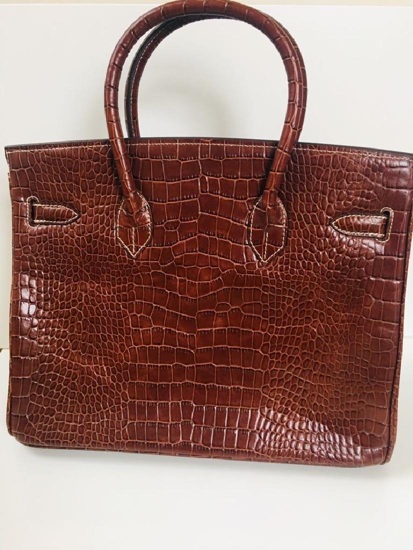 Hermès Ladies Bag. 100% Authentic, comes w/ Box & Bag - 3