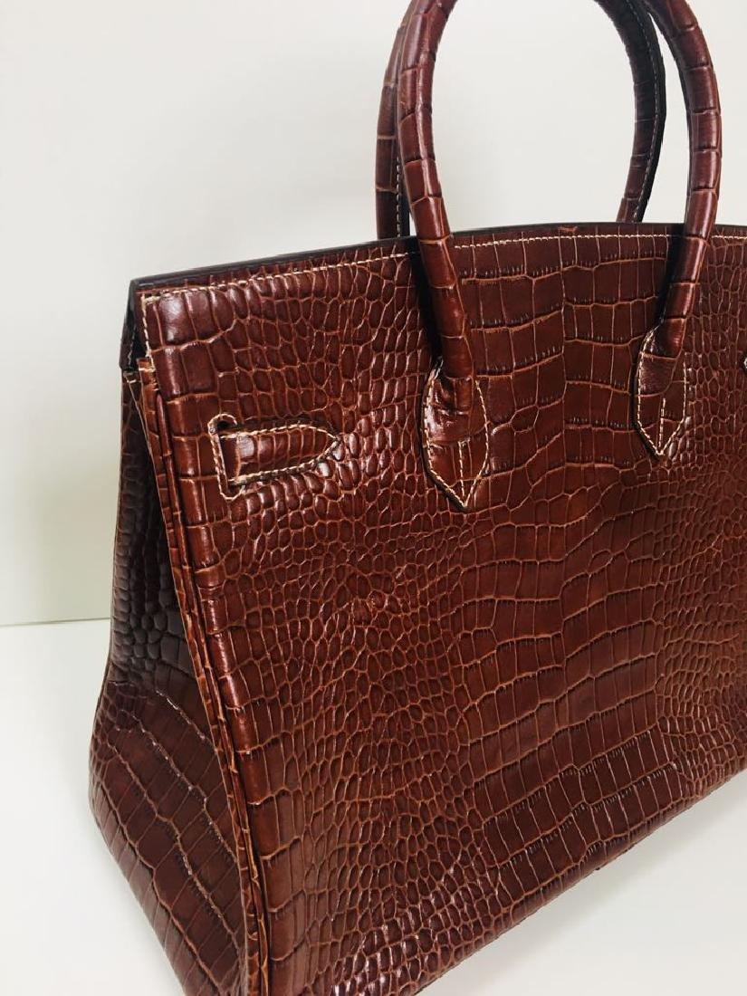 Hermès Ladies Bag. 100% Authentic, comes w/ Box & Bag - 4