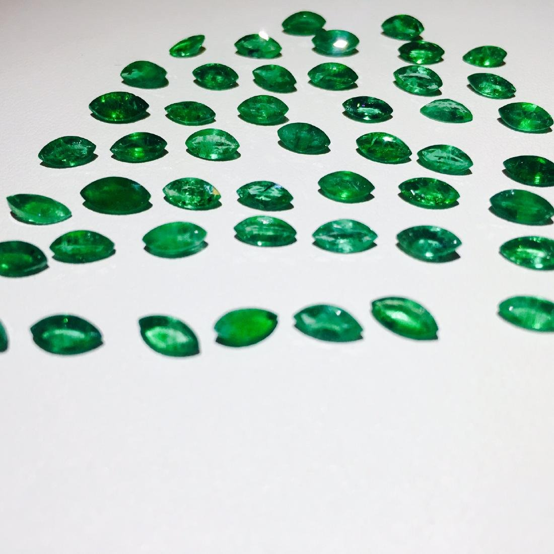 100% Natural Earth Mined. 11.25 Carat Colombian Emerald
